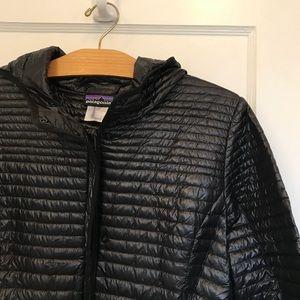 Patagonia Long Down Jacket
